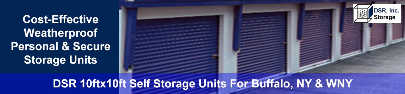 Dsr Secure Storage Facility Buffalo Ny, Buffalo Ny Storage Units